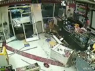 Funny woman videos - Dumb Woman Destroys Gas Station