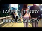 Funny man videos - Illusion Laser Cut Body By Indra Elbugizy
