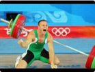 Funny stupid videos - Weightlifting Accident - Beijing 2008