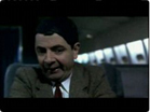 Funny movie trailers - Mr Bean on a Plane