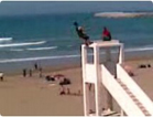 Funny man videos - Jumping Man