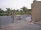 Funny work/office videos - Bored Soldier in Iraq