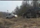 Funny car videos - Forget the Hummer H2 - Use a Tractor