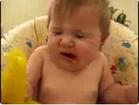 Funny kid videos - Tursu Yemeye Calisan Tatli Bir Bebek