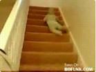 Funny kid videos - Baby Slide