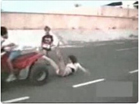 Funny family videos - Sister Ejected From 4x4 ATV During Take Off