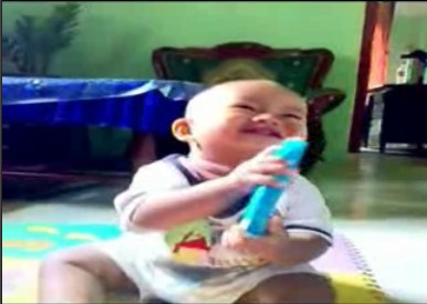 Funny kid videos - Avisena andi
