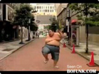Funny man videos - The Biggest Runner