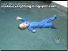 Funny kid videos - Funny Video How To Educate Your Children Swimmer