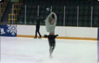 Funny woman videos - Awesome Iceskating