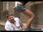 Funny woman videos - Naked and Funny Give Me a Lift 1120