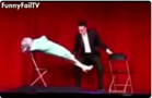 Funny man videos - Levitation Fail