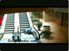 Funny man videos - Escalator Fail