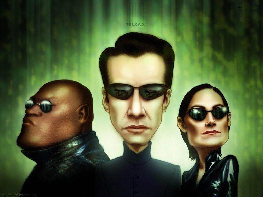 The Matrix reload