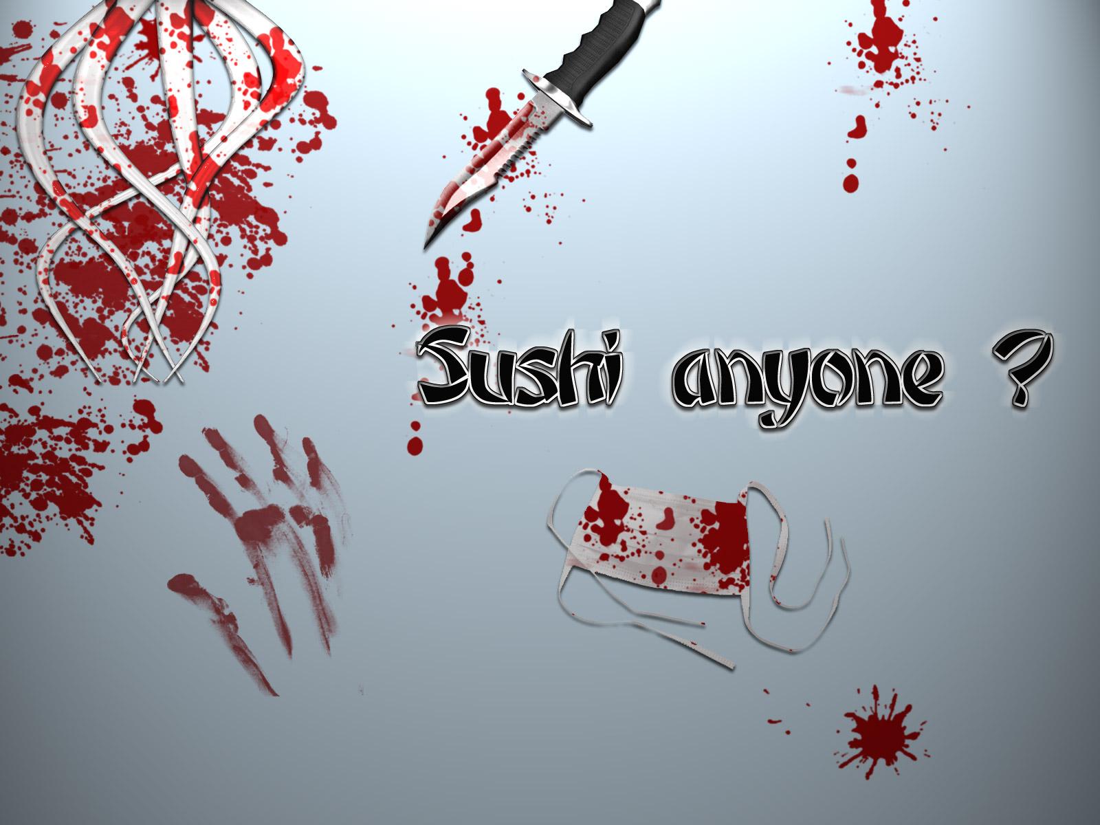 Sushi anyone