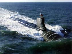 Military Wallpaper - Submarine