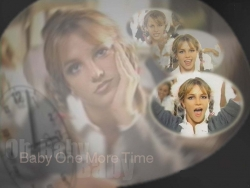 Celebrity Wallpaper - Baby one more time