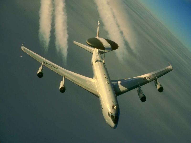 USAF plane