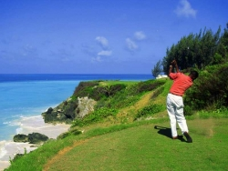 Sport Wallpaper - Playing golf