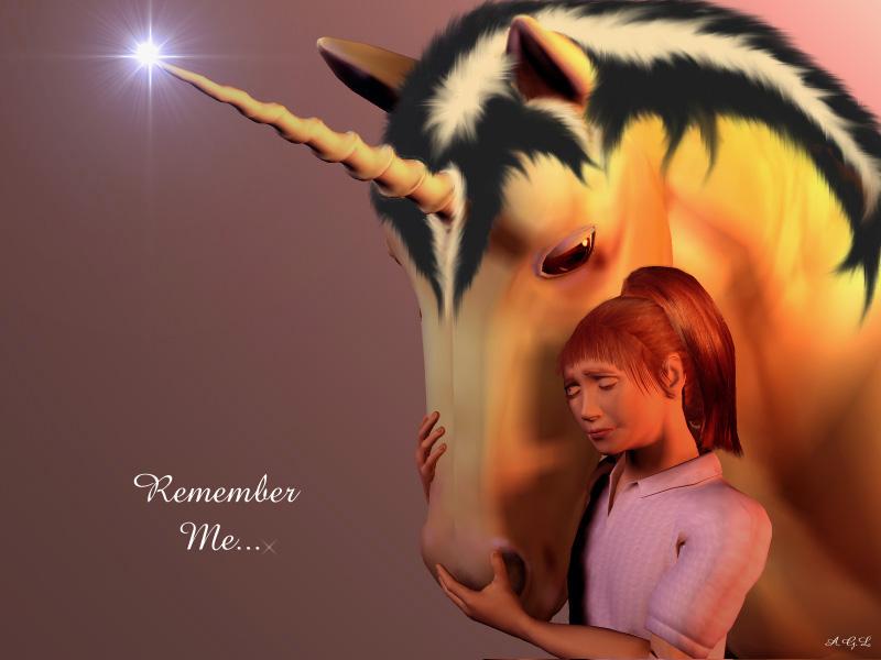 Unicorn's friendship