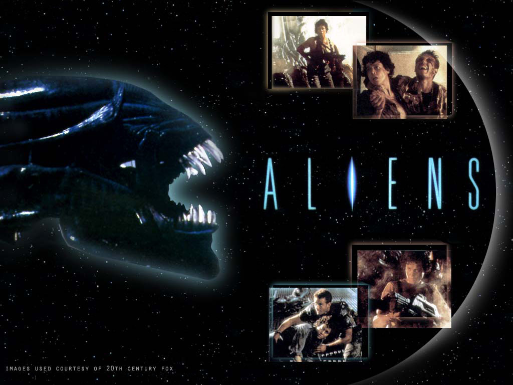 Aliens movie