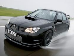 Car Wallpaper - Subaru Impreza WRX