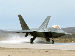 Military Wallpaper - F22 raptor