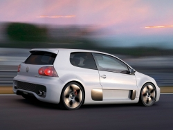 Car Wallpaper - Volkswagen GTI