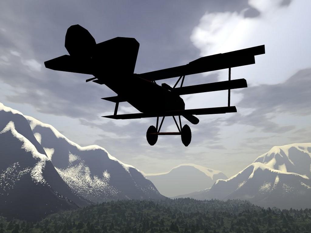 Old aircraft