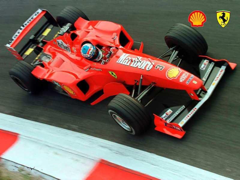 Shell Ferrari formula 1