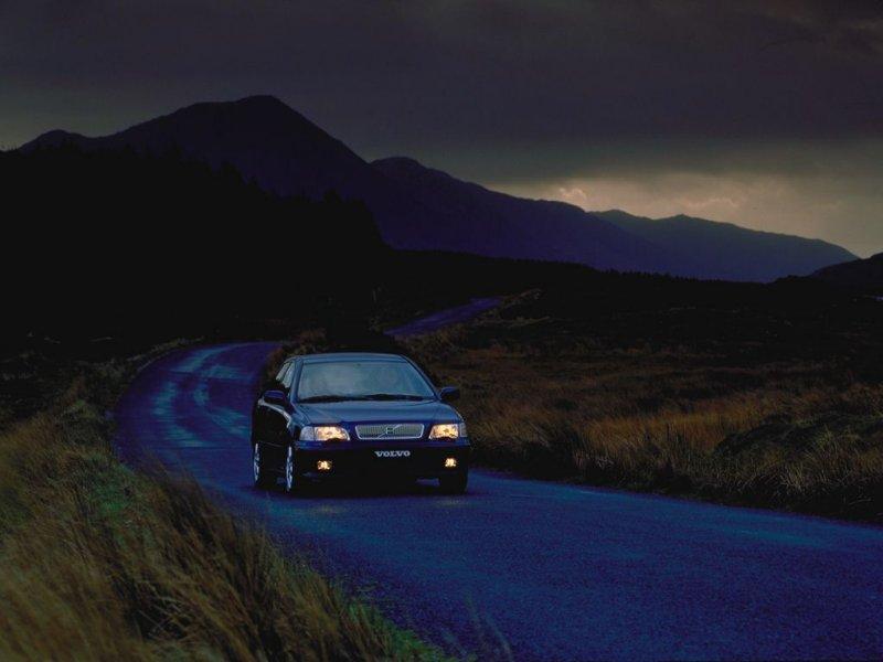 Black Volvo