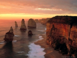 Landscape Wallpaper - Coast of Victoria