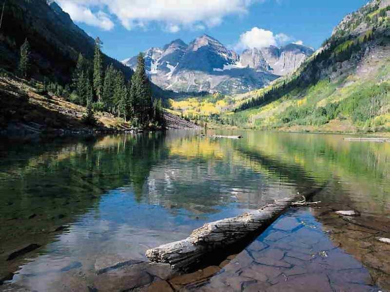 Romantic valley