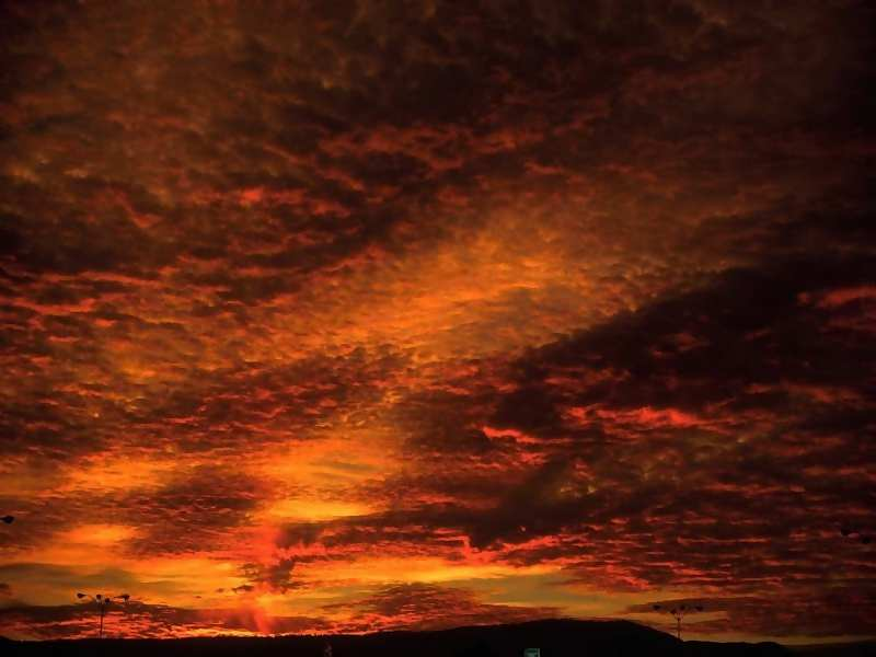 Cruel sunset