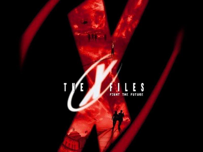 Xfiles - Fight the future
