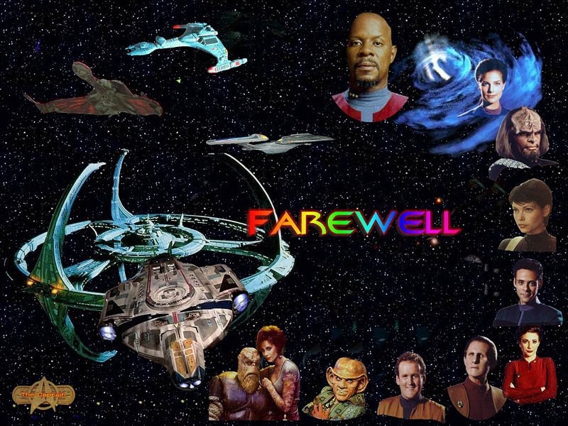 Star trek - Farewell