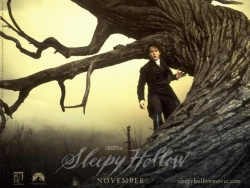 Movie Wallpaper - Sleepy hollow Nov
