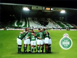 Sport Wallpaper - Saint Etienne