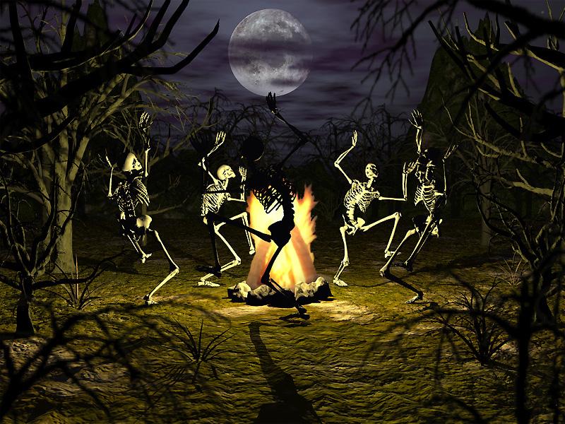Bones dance