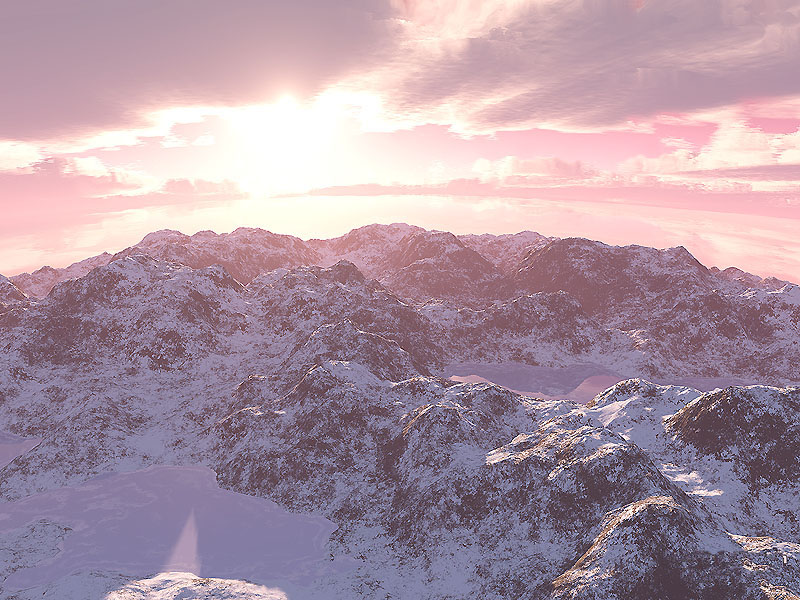 Cold dawn