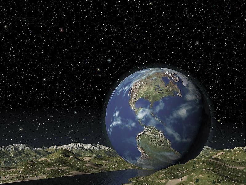Earth fell