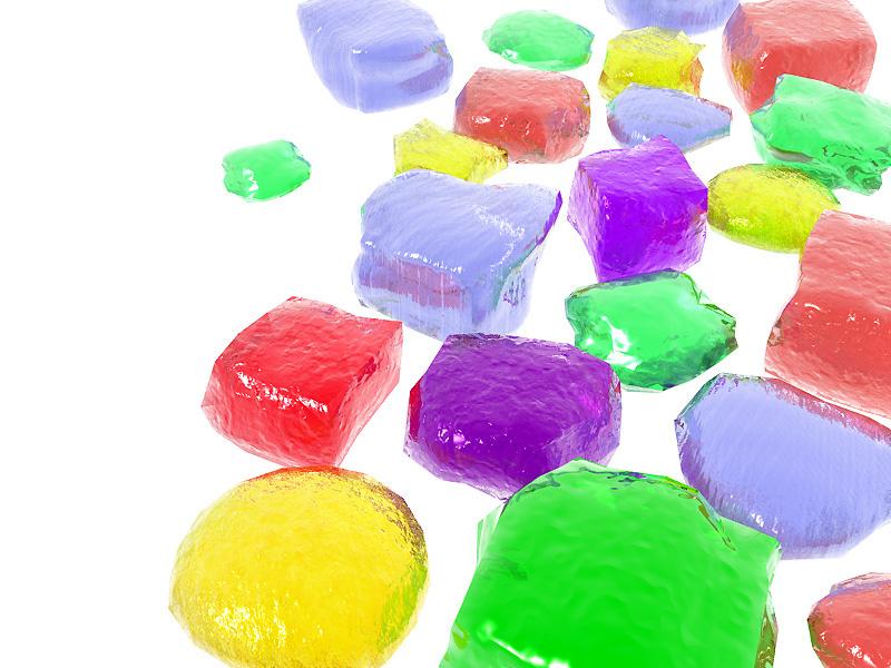 Jelly stones