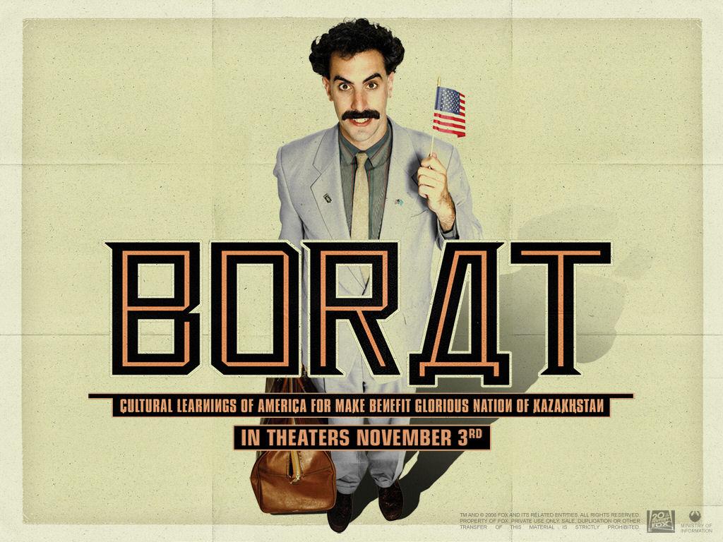 Borat movie