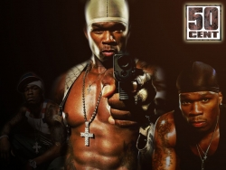 Music Wallpaper - 50 cent