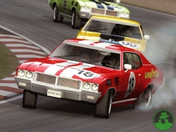 Sport Wallpaper - Toca race