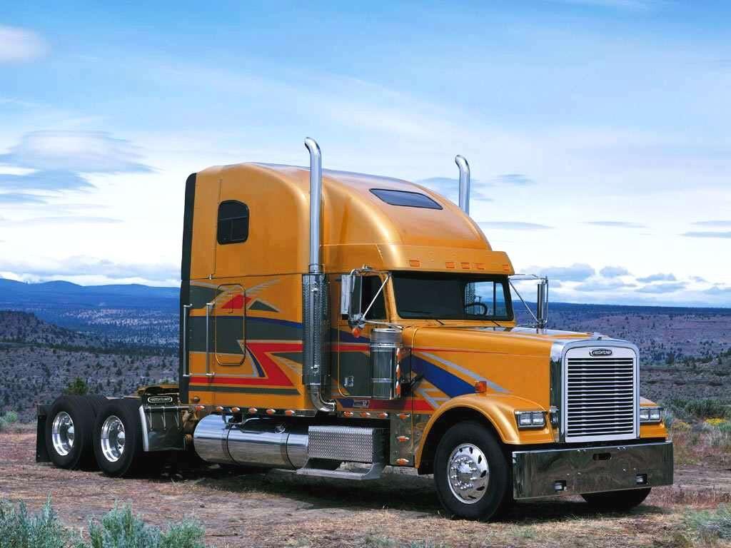 Truck mack