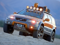 Car Wallpaper - Volvo XC 70