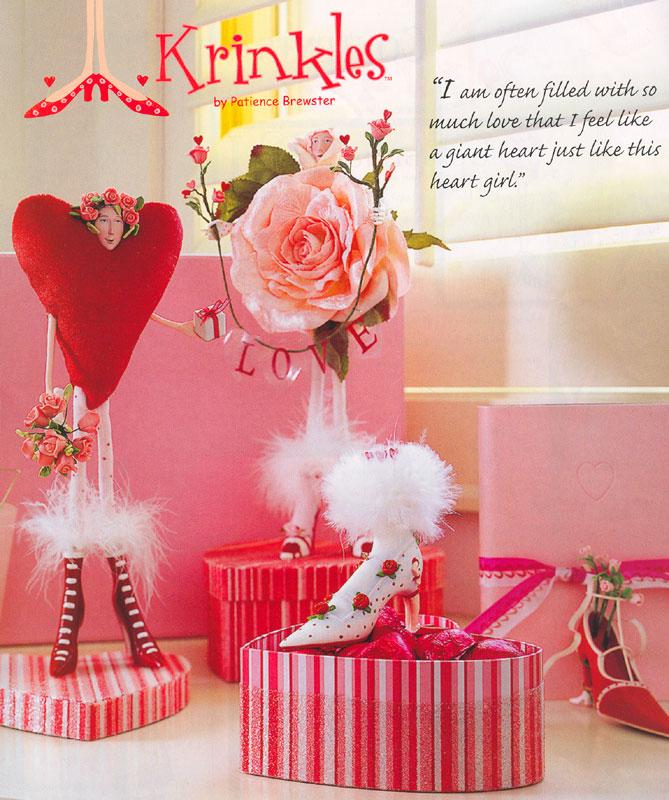 Valentine-scene