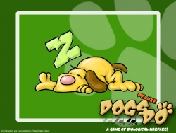 Animated/Cartoon Wallpaper - Dog's dream