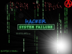 Funny Wallpaper - System failure